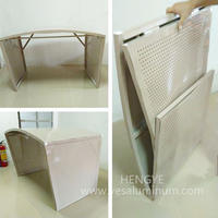 Aluminum Air condition cover